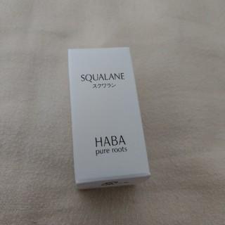 ハーバー(HABA)の【購入申請あり】HABA スクアラン(美容液)