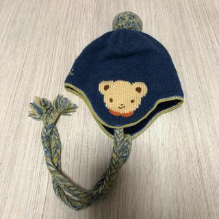 familiar - ファミリア ニット帽 49~51cm 美品