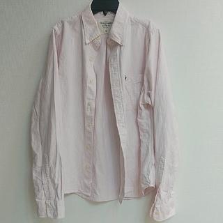 アバクロンビーアンドフィッチ(Abercrombie&Fitch)のAbercrombie&Fitch 秋冬シャツ メンズシャツ(シャツ)