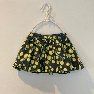 ベビーギャップ(babyGAP)のbabygap スカート 80cm 12-18m ミモザ(スカート)