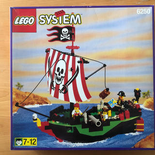Lego - LEGO 6250 レッドビエント号