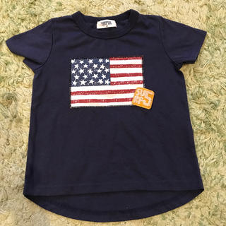 アメリカTシャツ 100cm  (Tシャツ/カットソー)