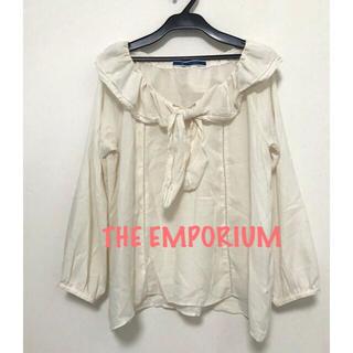 ジエンポリアム(THE EMPORIUM)のTHE EMPORIUM  ブラウス プルオーバー(シャツ/ブラウス(長袖/七分))