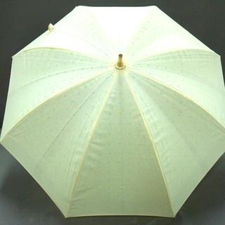 ラルフローレン(Ralph Lauren)のラルフローレン 日傘 - 日傘/ドット柄(傘)