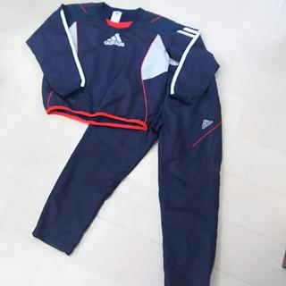 adidas - 130cm☆adidas☆ピステ上下 サッカーに♪