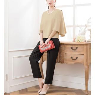 DRESS STARドレススター デザインセットアップドレス パンツスーツ