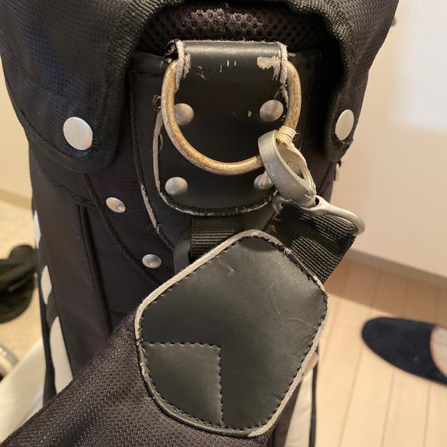 adidas(アディダス)のアディダス ゴルフバッグ キャディバッグ スポーツ/アウトドアのゴルフ(バッグ)の商品写真