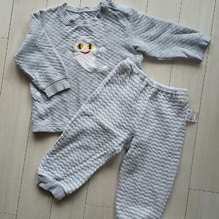 UNIQLO - 90サイズ☆ねないこだれだ秋冬パジャマ