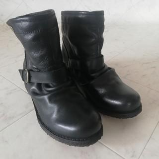 アシナガオジサン(あしながおじさん)の未使用!!あしながおじさん エンジニアブーツ 24cm(ブーツ)