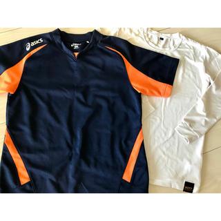 アシックス(asics)のアシックス ZETT  シャツ アンダーシャツ 140(ウェア)