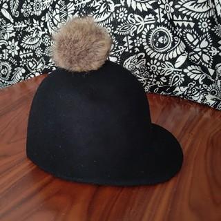 H&Mキャップ キャスケット 帽子約52センチ