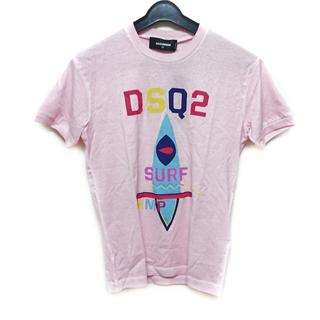 ディースクエアード(DSQUARED2)のディースクエアード 半袖Tシャツ サイズXS(Tシャツ/カットソー(半袖/袖なし))