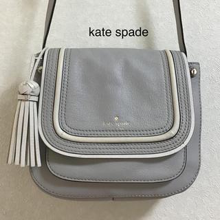 ケイトスペード タッセル 斜め掛けショルダーバッグ