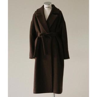 エンフォルド(ENFOLD)の[新品] リムアーク ♦ Relax loose gown coat 36サイズ(ガウンコート)