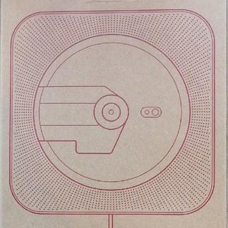 ムジルシリョウヒン(MUJI (無印良品))のyoshie様専用 新品 無印良品 壁掛式CDプレーヤー(ポータブルプレーヤー)