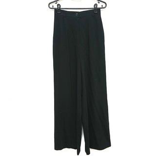 バレンシアガ(Balenciaga)のバレンシアガ パンツ サイズ38 M - 黒(その他)