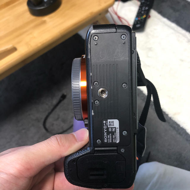 SONY(ソニー)の【最終値下げ】a7ⅱ  sony アルファ スマホ/家電/カメラのカメラ(ミラーレス一眼)の商品写真