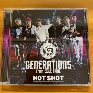 GENERATIONS - GENERATIONS   HOT SHOT  CD