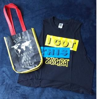 ズンバ(Zumba)のズンバ ZUMBA ウェアとバック(ダンス/バレエ)
