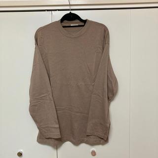 ジーユー(GU)のロングスリーブT(Tシャツ(長袖/七分))