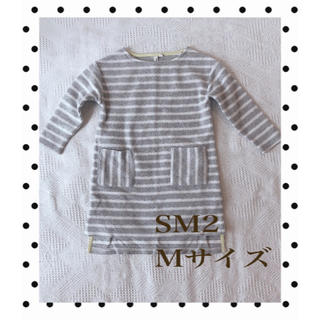 サマンサモスモス(SM2)の女の子Mサイズ(ワンピース)