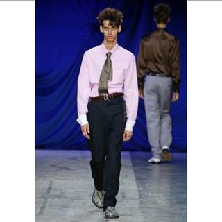 ジョンローレンスサリバン(JOHN LAWRENCE SULLIVAN)のMagliano マリアーノ 20ssオーバーサイズシャツ(シャツ)