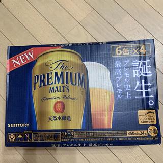 サントリー - サントリー プレミアムモルツ350ml X24缶
