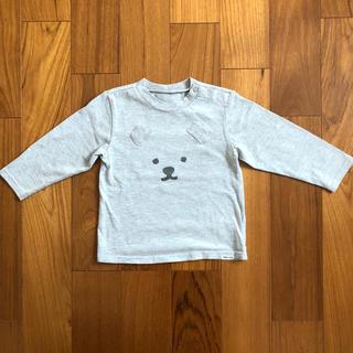コムサイズム(COMME CA ISM)のコムサイズム 長袖Tシャツ 90(Tシャツ/カットソー)