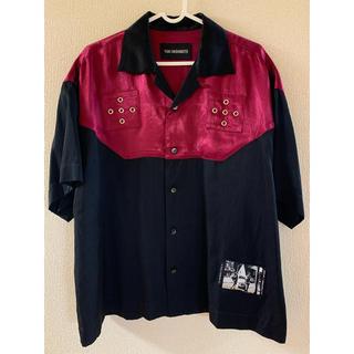 ラフシモンズ(RAF SIMONS)のyuki hashimoto 19ss ボーリングシャツ(シャツ)
