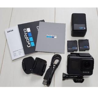 GoPro - GoPro HERO7 BLACK 本体+バッテリー+バッテリーチャージャー