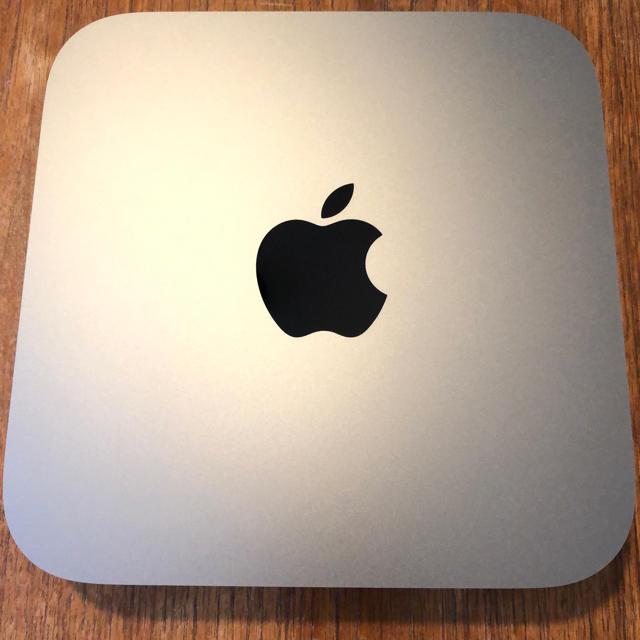 Apple(アップル)のMac mini 2020 256GB(MXNF2J/A) スマホ/家電/カメラのPC/タブレット(デスクトップ型PC)の商品写真