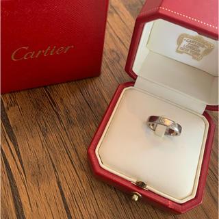 カルティエ(Cartier)のカルティエ Cartier ハッピーバースデー リング 10号(リング(指輪))