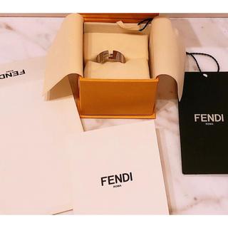 フェンディ(FENDI)のFENDI  大人気♡定番デザイン指輪(リング(指輪))