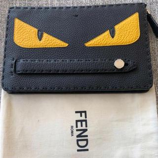 FENDI - FENDI フェンディ クラッチバッグ モンスター