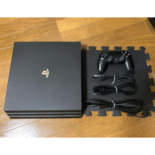PlayStation4 - PlayStation 4 Pro ジェット・ブラック 1TB 本体