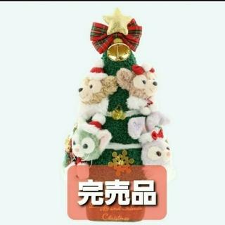 ダッフィー - 完売品 残少 ウィンターホリデー ダッフィー クリスマスツリー
