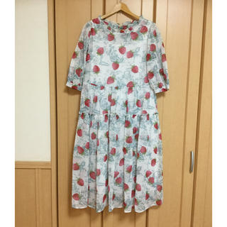 JaneMarple - Jane Marple◆A day in Jouy tiered dress