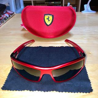 フェラーリ(Ferrari)の【正規品】フェラーリ スポーツサングラス イタリア製(サングラス/メガネ)