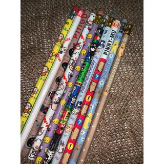 サンリオ(サンリオ)の昭和 レトロ  鉛筆 えんぴつ キャラクター サンリオ ファンシー レア 文房具(鉛筆)