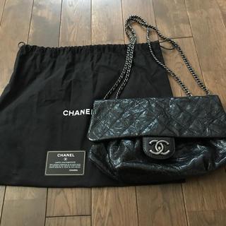 CHANEL - シャネル ソフトキャビアスキン チェーンショルダー バッグ