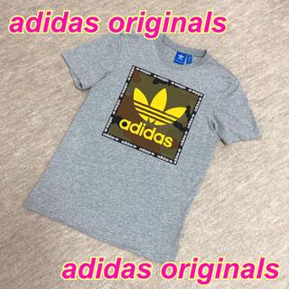 adidas - adidas originals★カモフラ★迷彩★トレフォイルロゴ★ロゴライン