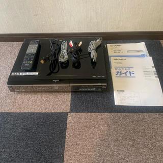 アクオス(AQUOS)のSHARP AQUOS BD-AV10-B(ブルーレイレコーダー)
