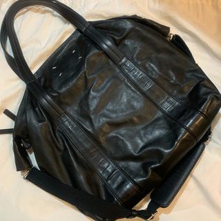 Maison Martin Margiela - Maison Martin Margiela セーラー バッグ bag 黒