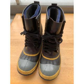 ソレル(SOREL)のソレル スノーブーツ 26cm SOREL LM1861-010(ブーツ)