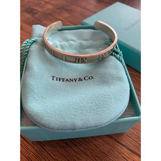 ティファニー(Tiffany & Co.)のティファニー  Tiffany アトラス バングル(ブレスレット/バングル)