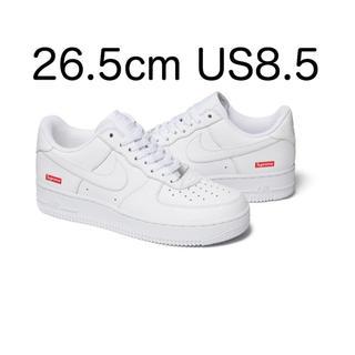 シュプリーム(Supreme)の[26.5cm] Supreme Nike Air Force 1 low(スニーカー)