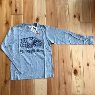 ビームス(BEAMS)の新品タグ付き 今季!FRUIT OF THE ROOM 長袖Tシャツ(Tシャツ/カットソー)