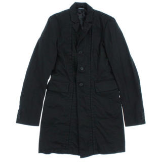 ブラックコムデギャルソン(BLACK COMME des GARCONS)のブラックコムデギャルソン ジャケットコート(テーラードジャケット)