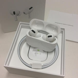 Apple - 正規品 AirPods pro