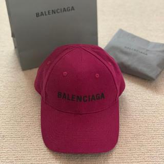 バレンシアガ(Balenciaga)のBALENCIAGA キャップ 帽子 レディース (キャップ)